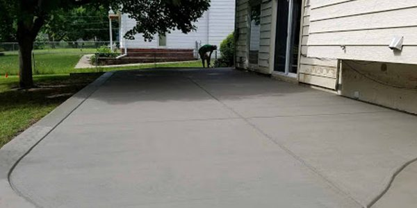 Patio Cement Contractor Texas