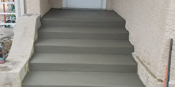 concrete steps paso robles california