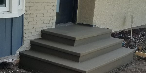 Concrete Steps 33601