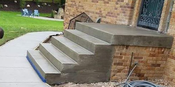 Concrete Steps Wisconsin