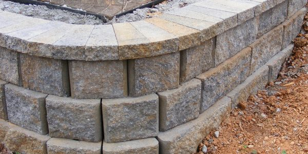 Concrete Retaining Walls 55349
