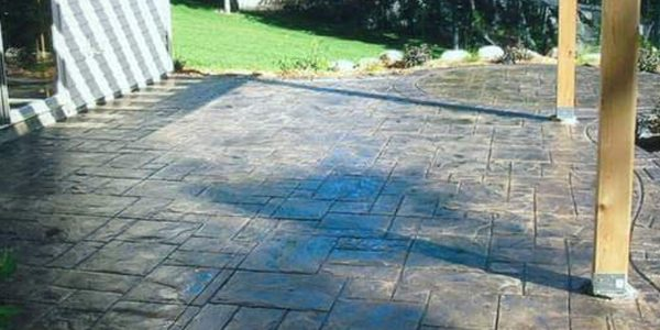 Stamped Concrete California