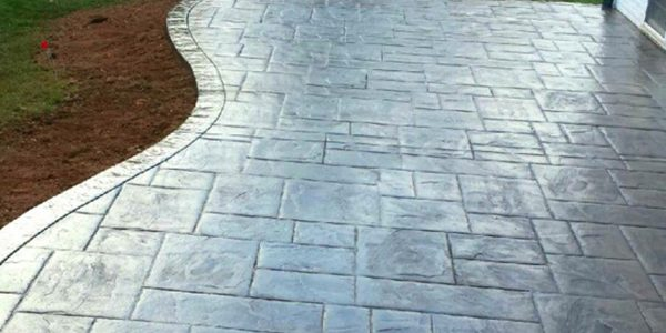 Stamped Concrete 91354