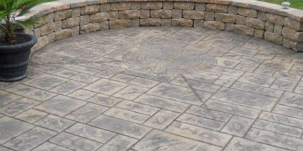 Stamped Concrete Wisconsin
